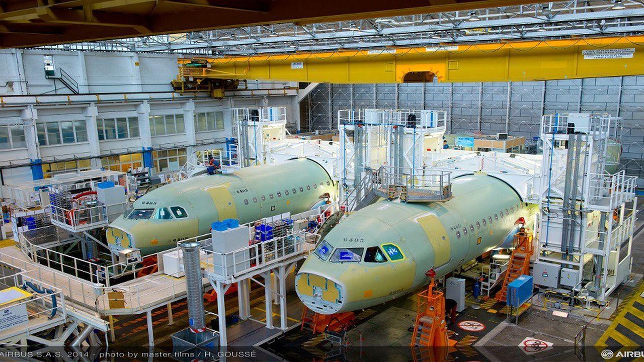 Malgré la surtaxe, Airbus pourra continuer à vendre et à assembler des avions aux Etats-Unis.