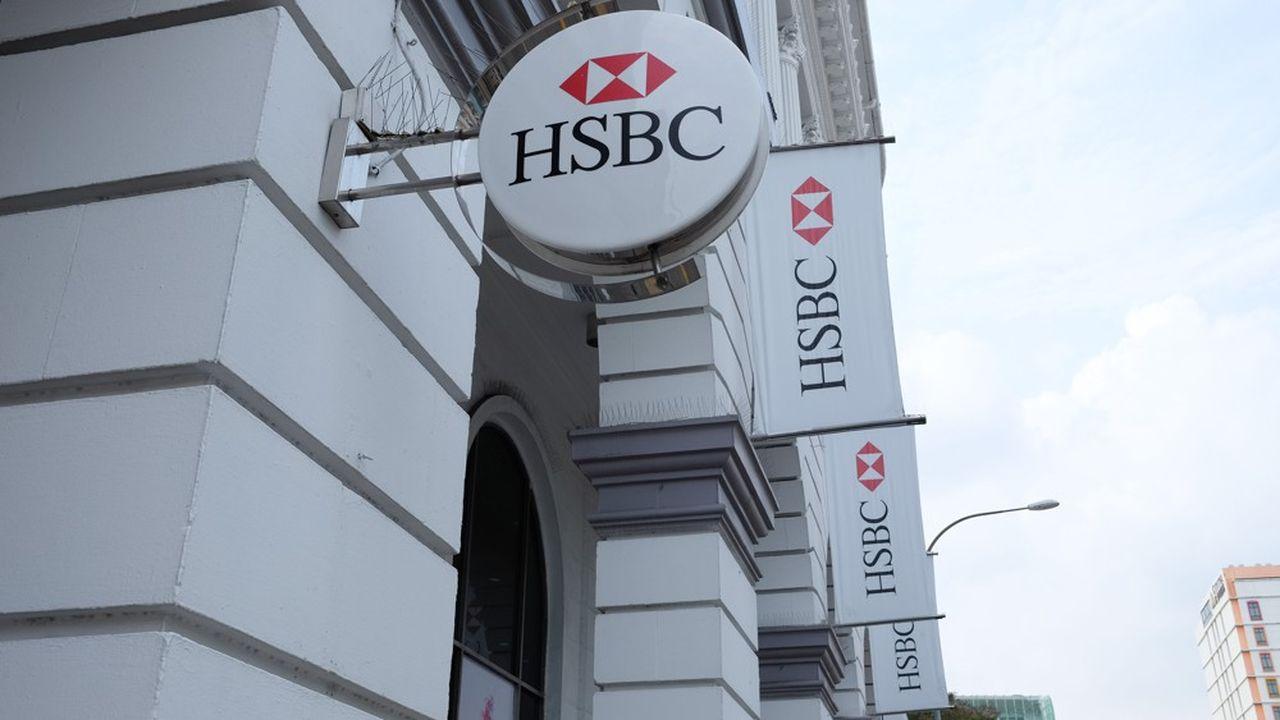 HSBC réfléchit actuellement à l'éventualité d'une cession de sa banque de détail en France.