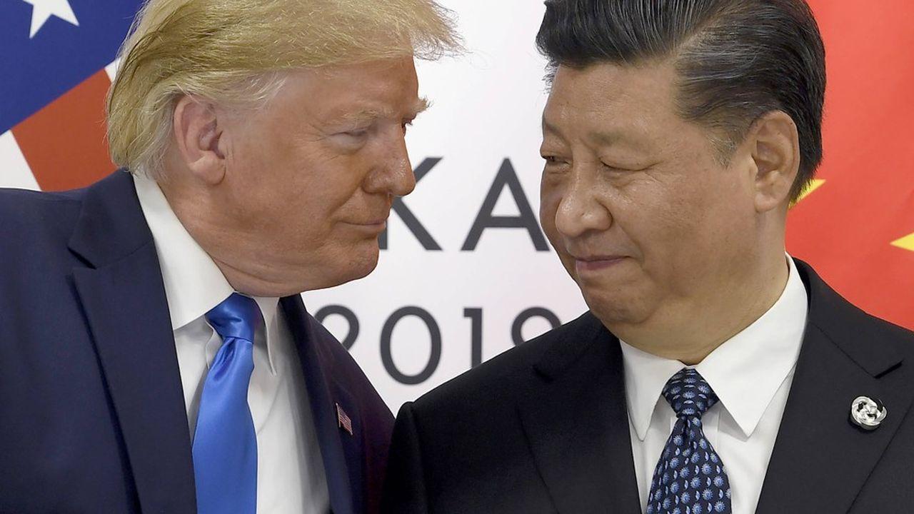 «La Chine devrait ouvrir une enquête sur les Biden car ce qui s'est passé en Chine est au moins aussi mauvais que ce qui est arrivé en Ukraine», a affirmé Donald Trump devant les journalistes jeudi.