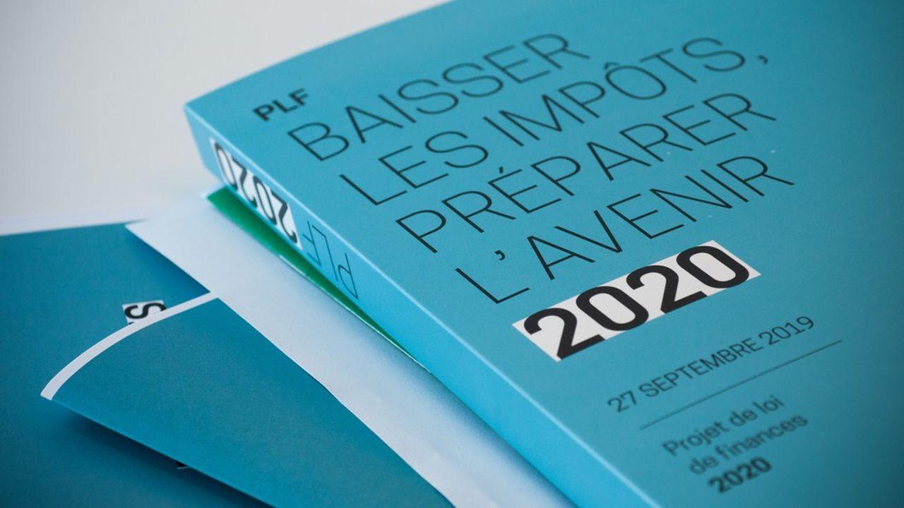 Selon les annexes du projet de loi de Finances, les niches fiscales devraient atteindre un total de 90milliards d'euros en 2020.