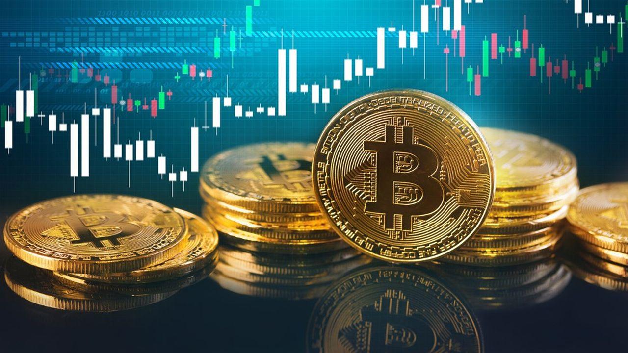 Le bitcoin connaît moins fréquemment des krachs