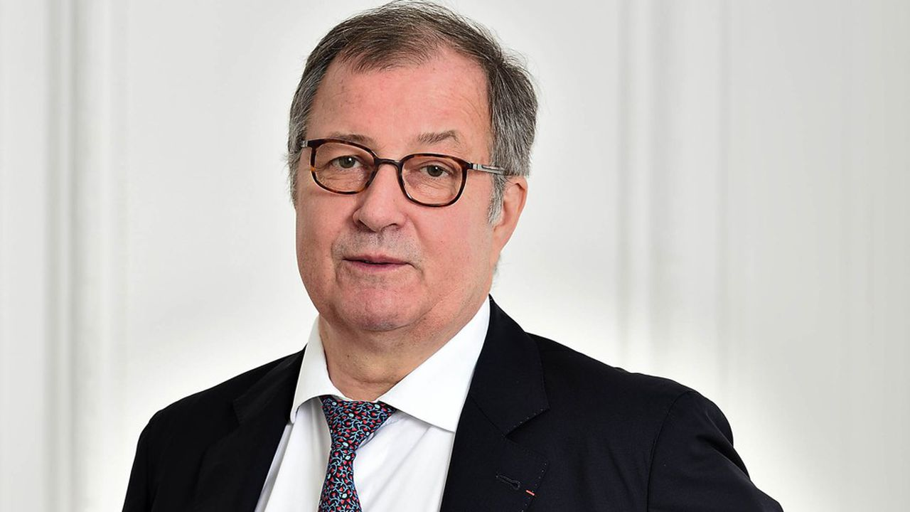 Richard Girardot, président de l'Association nationale des industries alimentaires.