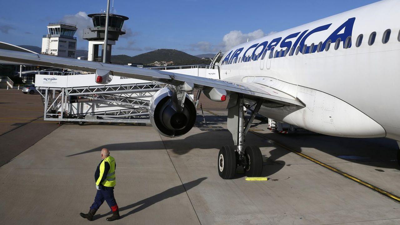 Air Corsica a fêté le mois dernier son 30e anniversaire.