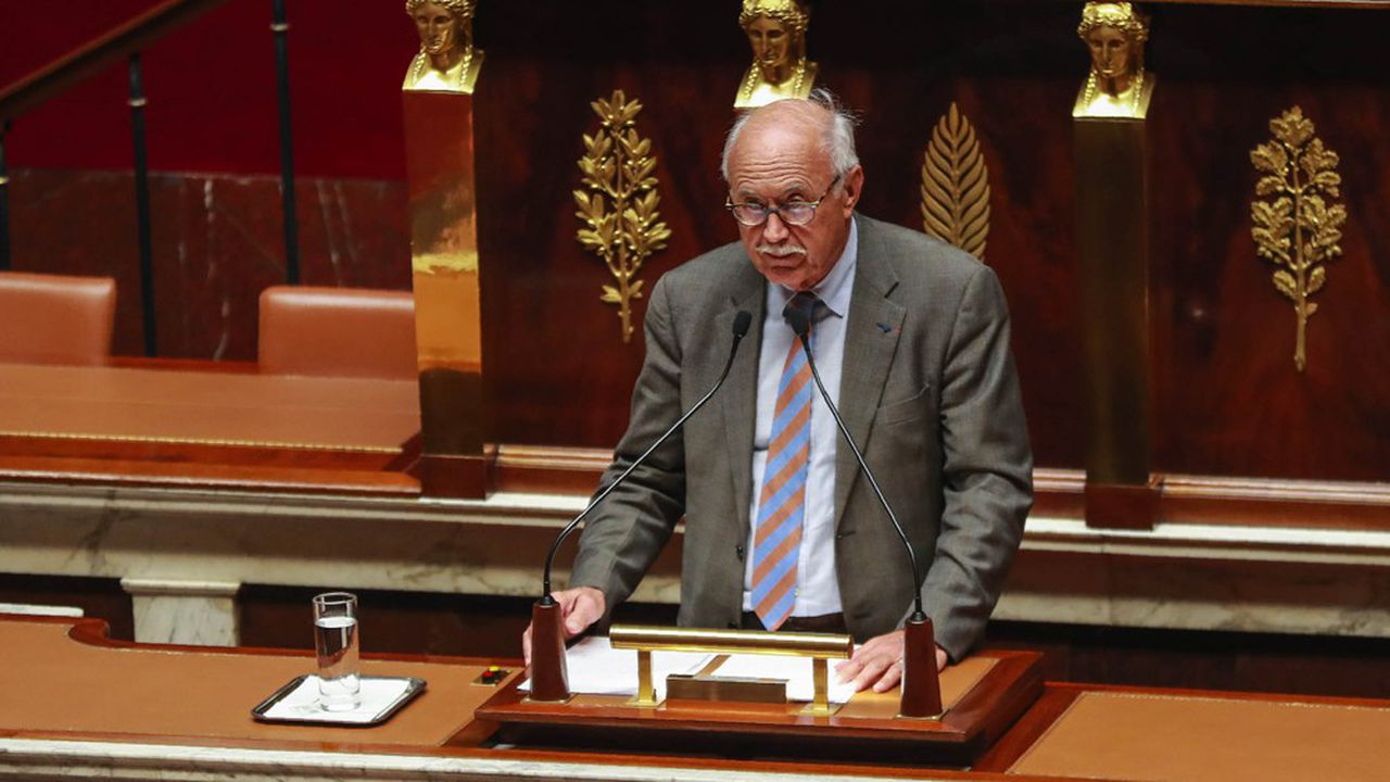 Le député LREM Jean-Louis Touraine.
