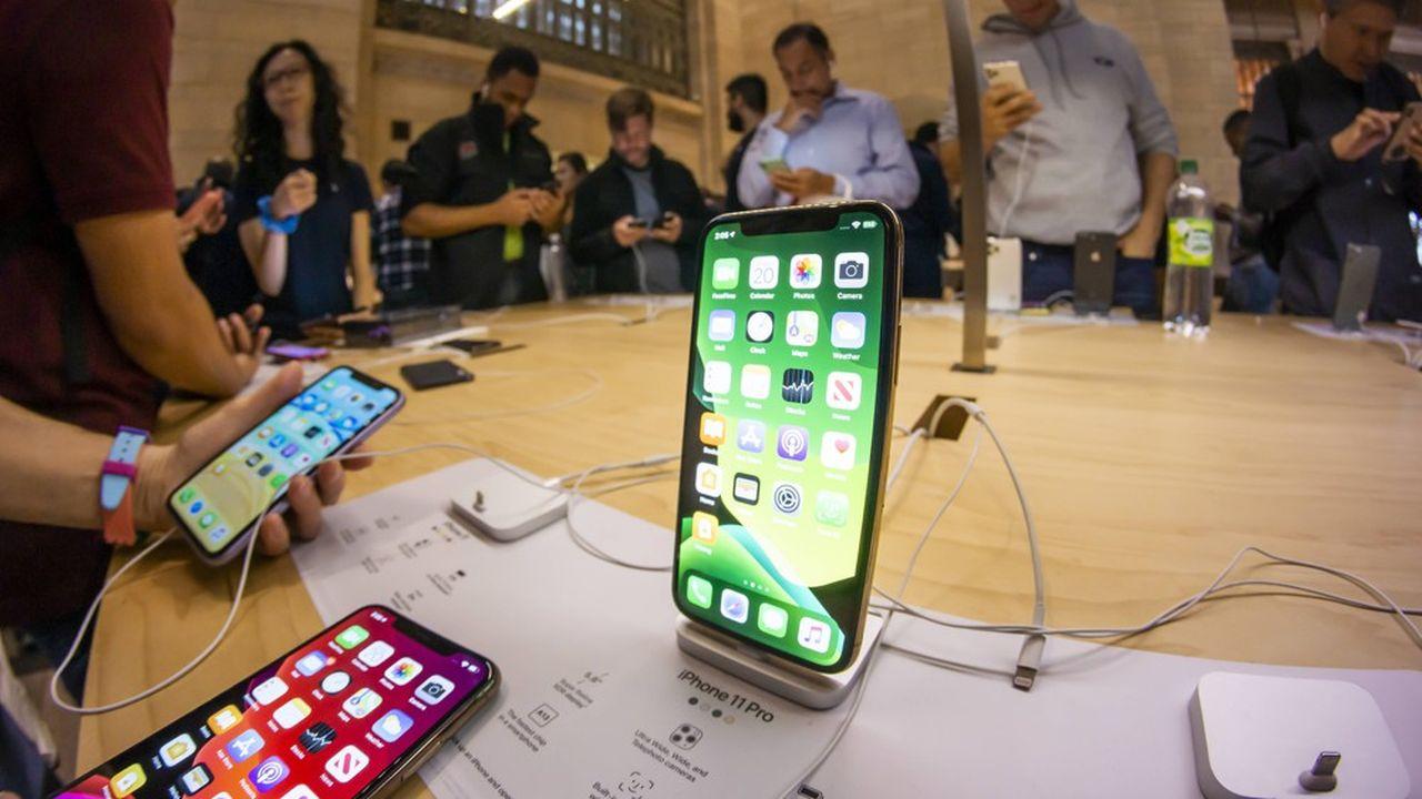 Dévoilés fin septembre, l'iPhone 11 et ses déclinaisons Pro et Pro Max font le pari d'une modération tarifaire par rapport à ses prédécesseurs.