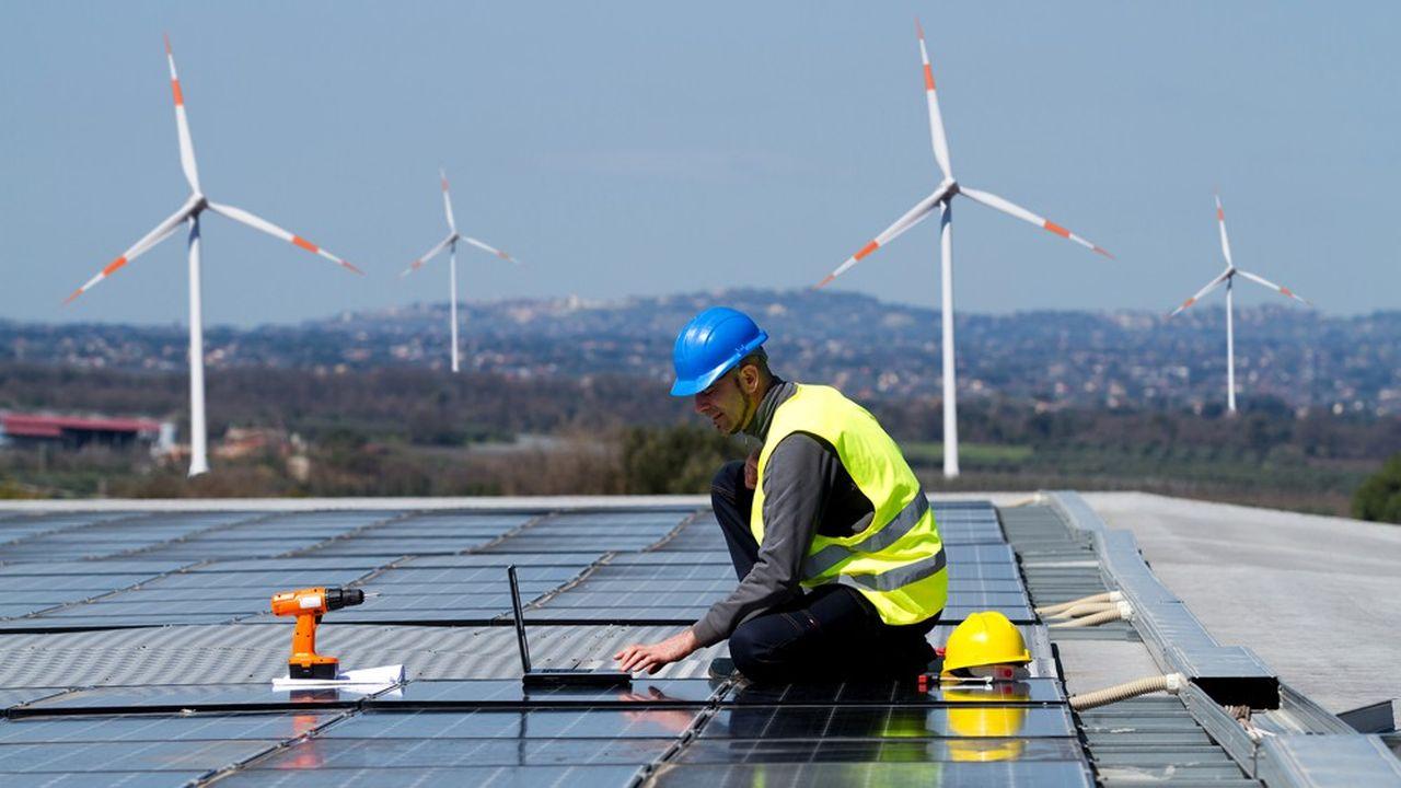 Chef de projet éolien est l'un des cinq profils les plus recherchés en France pour les métiers liés à l'environnement.