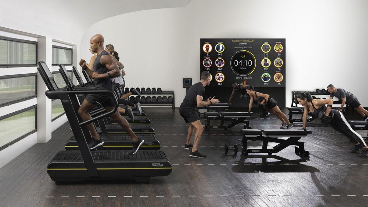 Le champion des machines de fitness fait le pari de la santé connectée