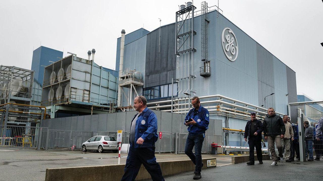 Leur plainte met en cause «la responsabilité de l'Etat français dans le non-respect de l'accord du 4novembre 2014 signé avec General Electric ».