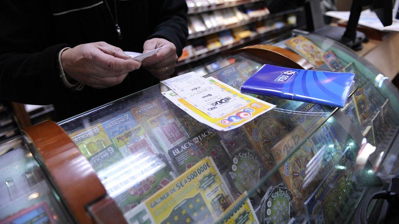 Les jeux de loterie de la FDJ, qui sont exploités dans le cadre du monopole, génèrent l'essentiel de l'activité de la FDJ et de sa marge.
