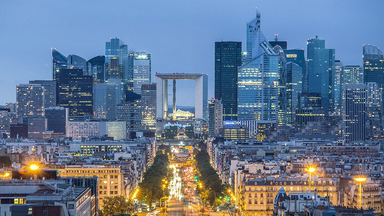 L'offre de bureaux immédiatement disponibles en Ile-de-France continue de se rétracter. En un an, elle a baissé de 6% pour atteindre 2,8millions de m ².