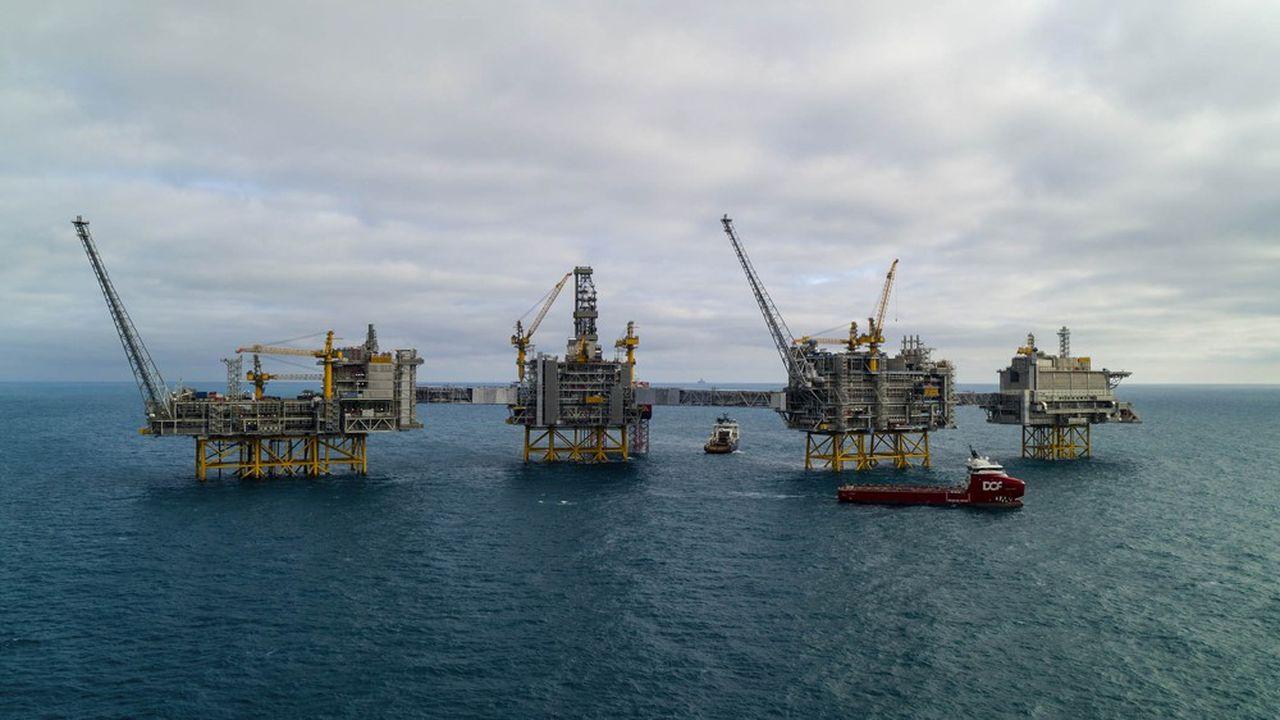 Johan Sverdrup devrait être l'un des derniers champs en activité en mer du Nord lorsque les réserves s'épuiseront, dans les années 2060, presque un siècle après le début de la production dans la région.