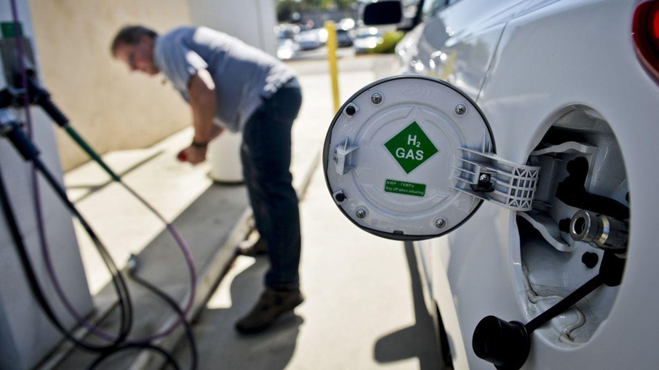 La Californie vise un million de véhicules électriques à hydrogène à l'horizon 203.