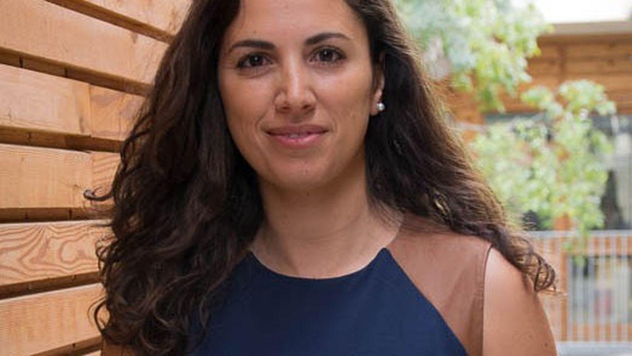 Aline Bsaibes, la nouvelle directrice générale d'ITK.