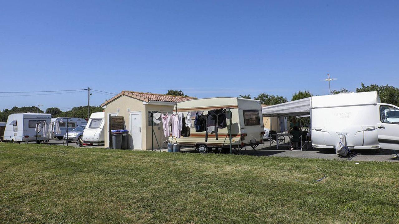Les familles qui seront relogées sont actuellement installées de façon permanente sur des terrains situés à Groslay et à Montmagny.