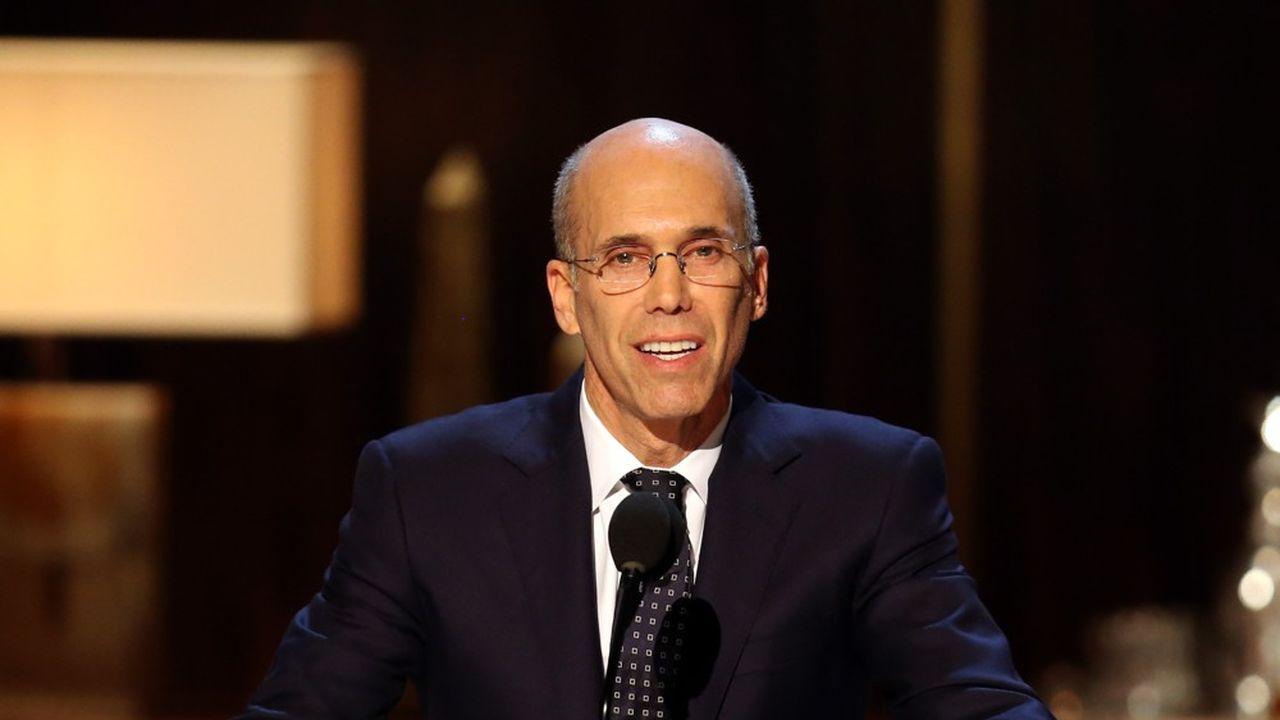 Quibi se veut à la croisée d'un «Spotify de l'information» et d'un «HBO pour les miniséries», explique son cofondateur Jeff Katzenberg