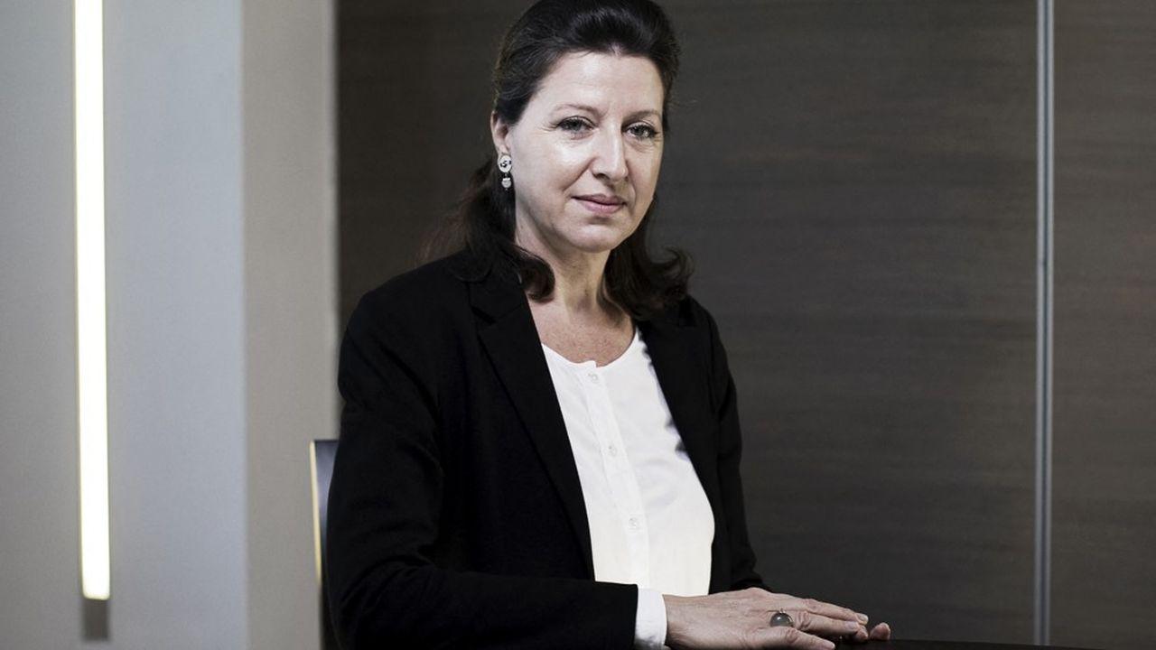 La ministre des Solidarités et de la Santé, Agnès Buzyn, présente ce mercredi le projet de budget 2020 de la Sécurité sociale.