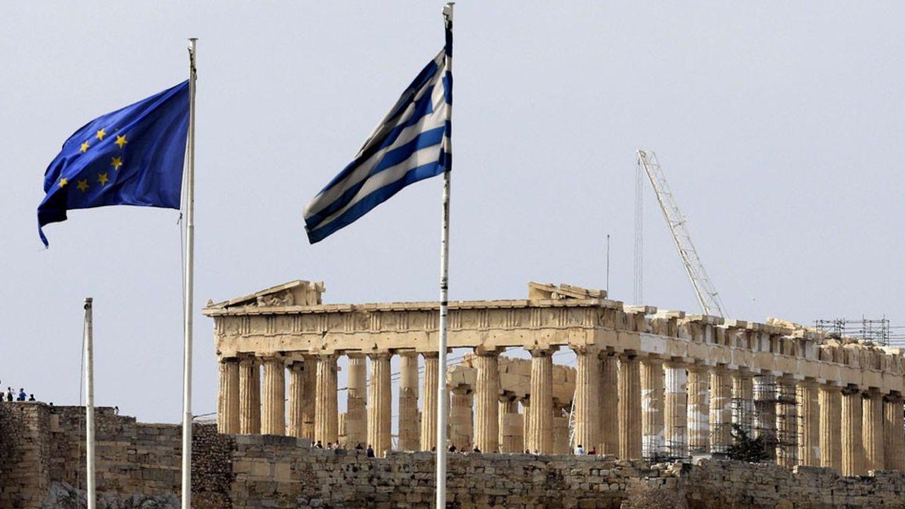 La Grèce emprunte à taux très bas sur les marchés