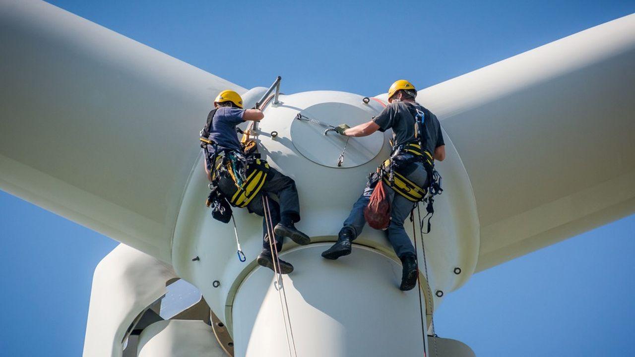 France Energie Eolienne estime que la filière représente 18.000 emplois en France.