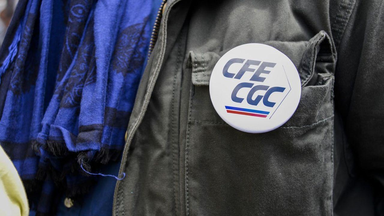 La CGC se réunit ces mercredi et jeudi en congrès pour réélire son président, François Hommeril.
