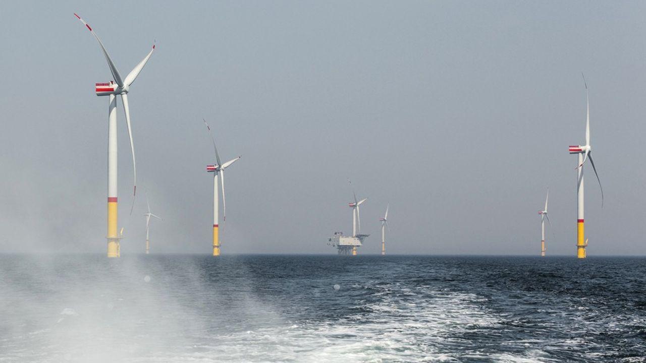 Branchement et mise en service offshore