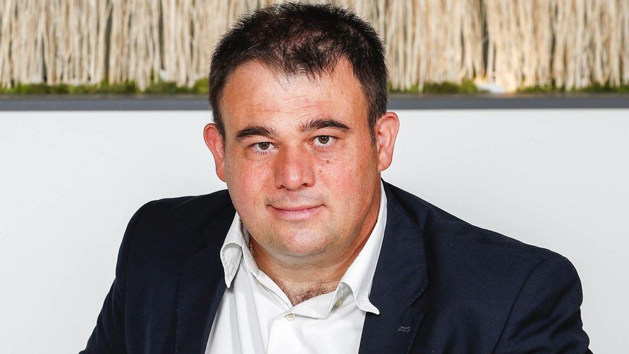 Laurent Bacca, président et cofondateur de FullSave.