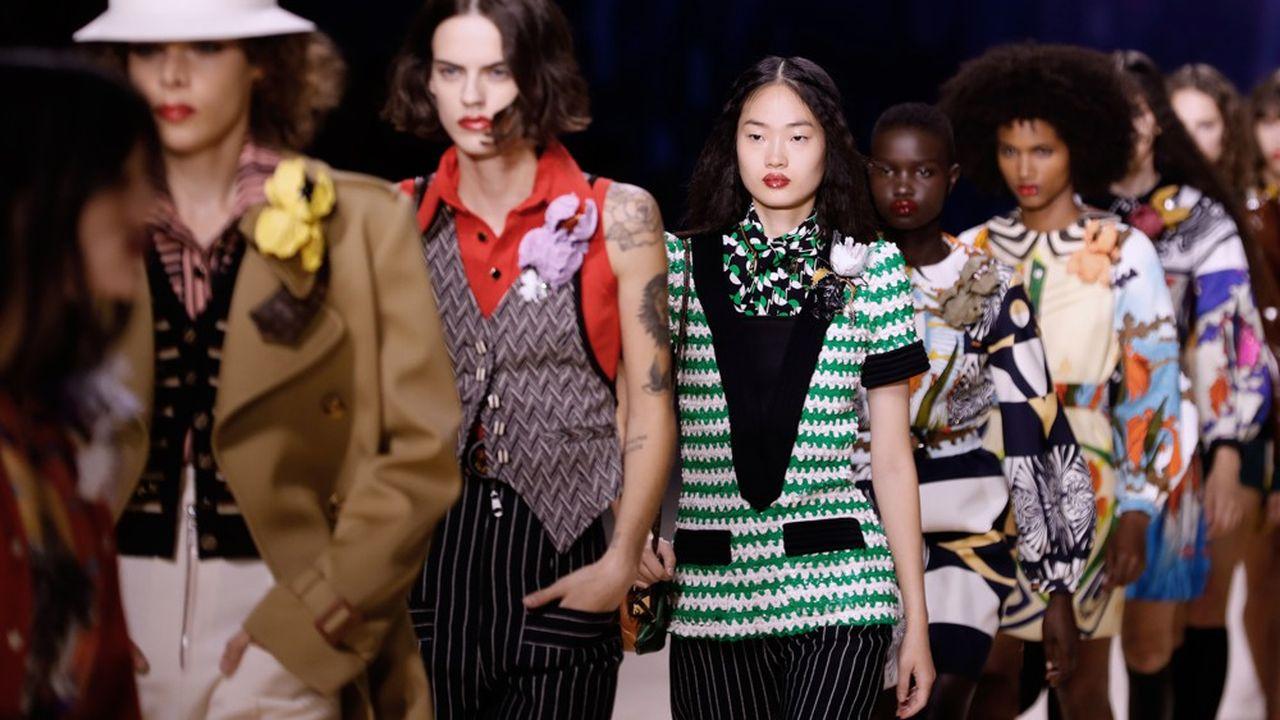 L'entreprise a réalisé des prestations pendant la Fashion Week à Paris.