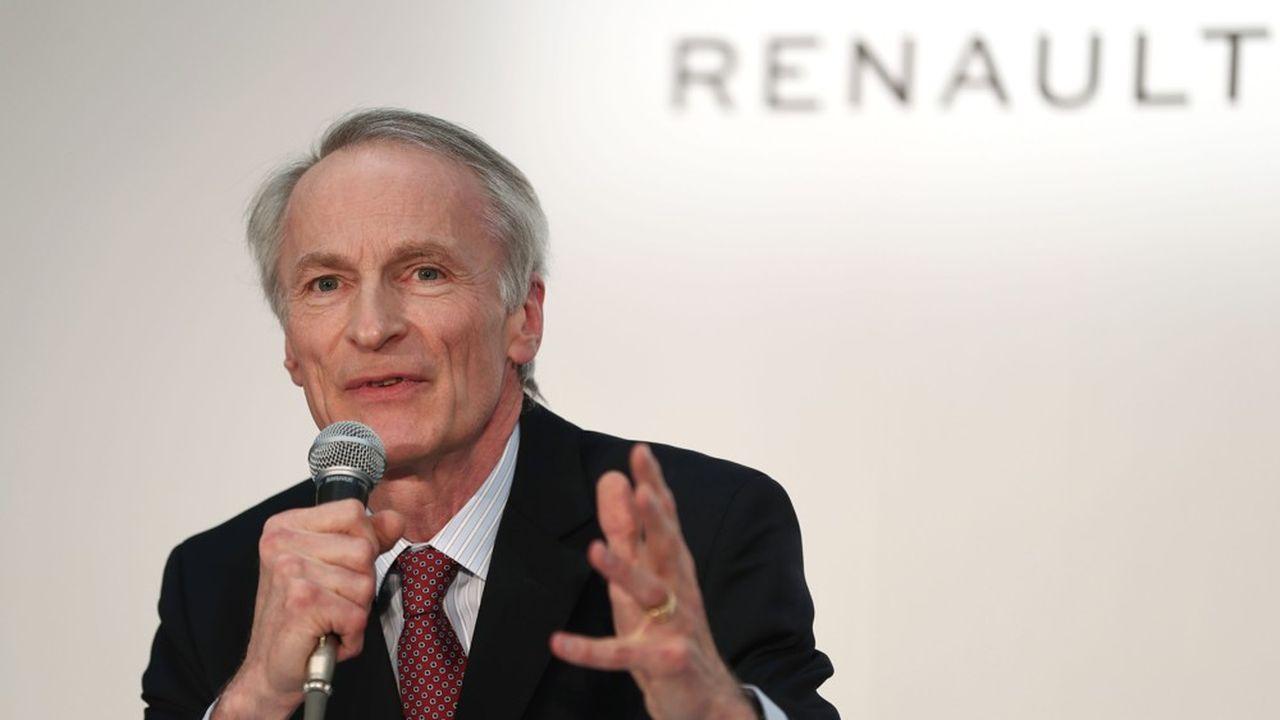 Bruno Le Maire a affirmé mercredi que l'Etat fera «confiance» à Jean-Dominique Senard pour «faire les meilleurs choix possibles pour la gouvernance de Renault».