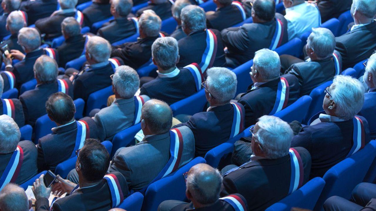 Les Français sont 63% à déclarer avoir une bonne opinion de leur maire, principalement dans les petites communes et les campagnes.