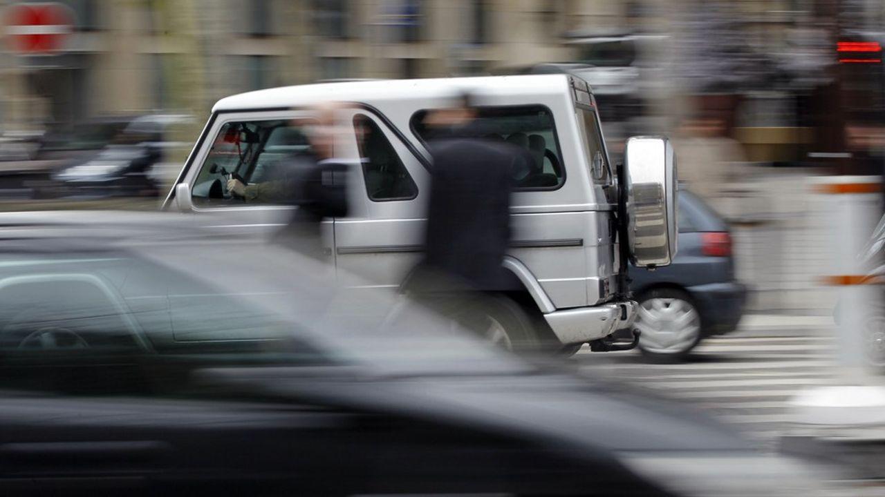 Les voitures de plus de 1300 kilos bientôt touchées par un malus?
