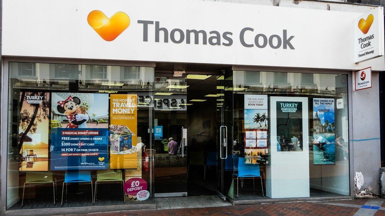 La première chaîne indépendante d'agence de voyages outre-Manche, Hays Travel, a accepté de reprendre, pour un prix non dévoilé, 555 des 563 agences de Thomas Cook.