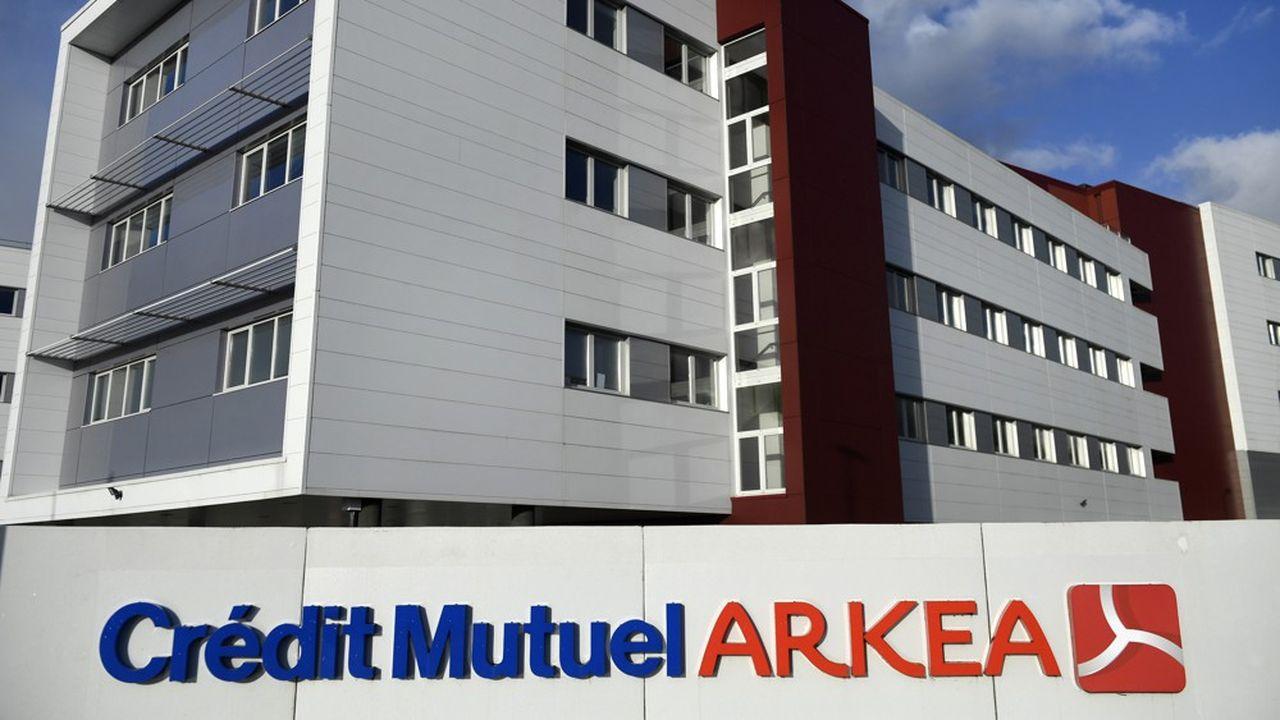 «Cette opération est sans impact sur la rentabilité de Suravenir et pour ses clients», affirme aux «Echos» Arkéa.