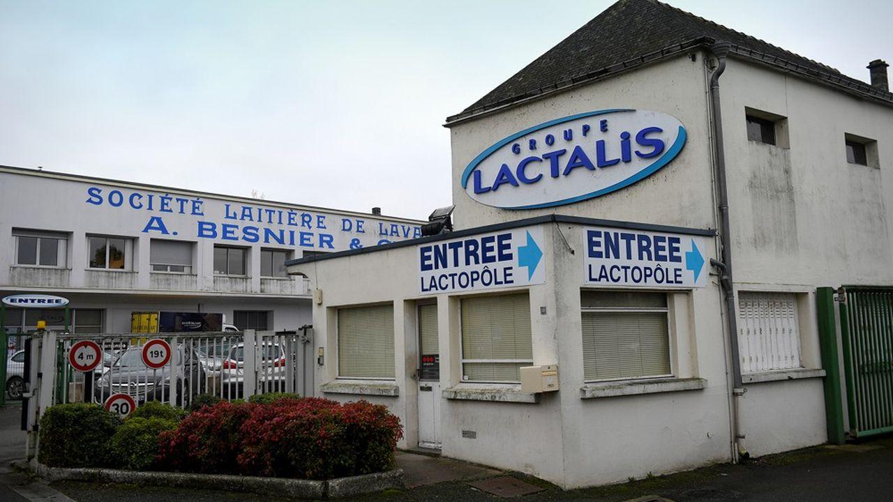 Lactalis aujourd'hui numéro trois mondial des produits laitiersbio a l'ambition de devenir le numéro un mondial.