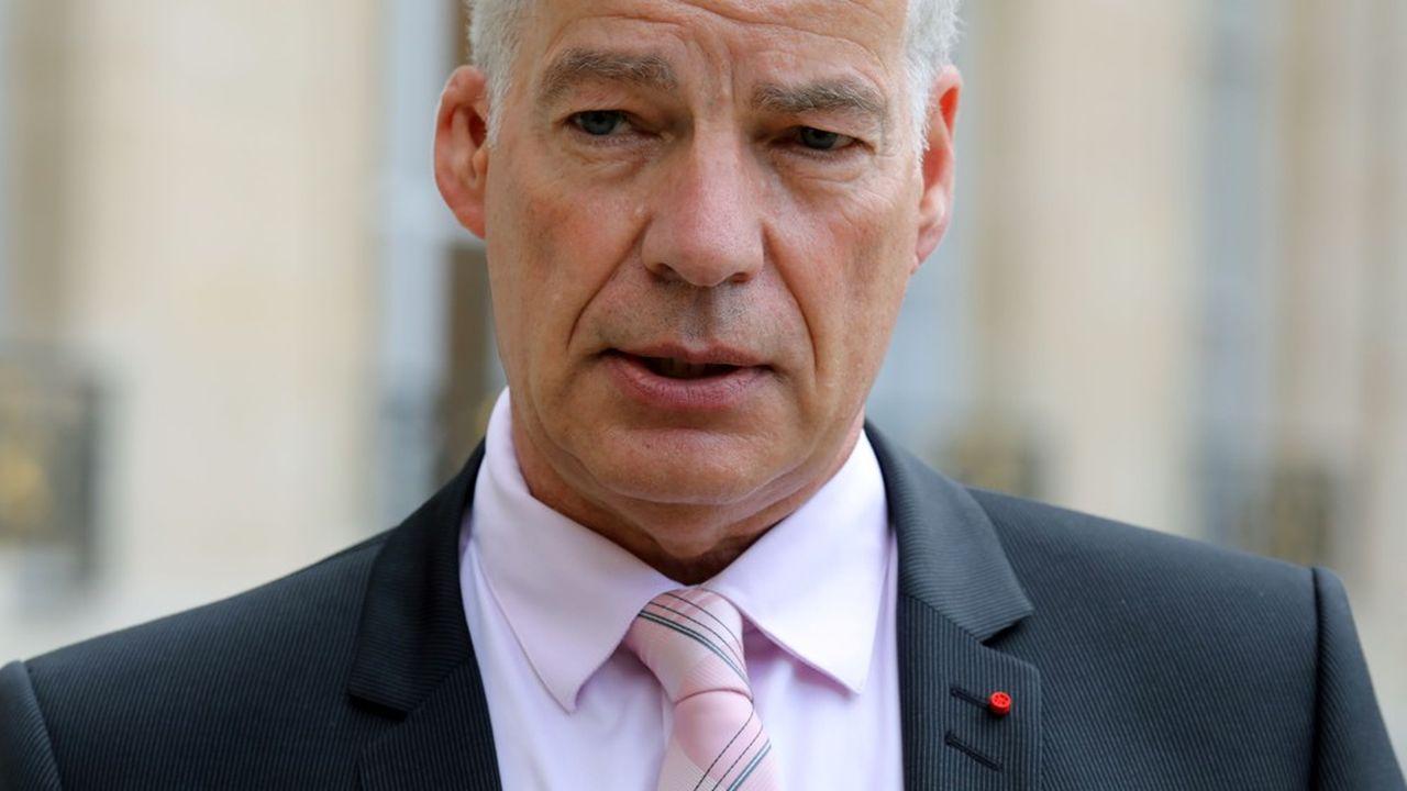 Pour le président de l'U2P, Alain Griset, «il ne faut pas que le dialogue social soit monopolisé par les très grandes entreprises.»