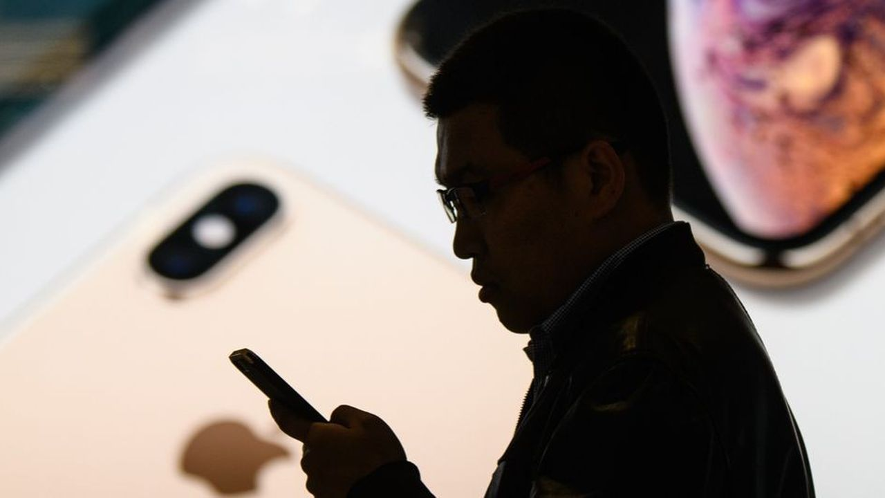 La marque à la pomme réalise plus 15% de son chiffre d'affaires sur place en Chine.
