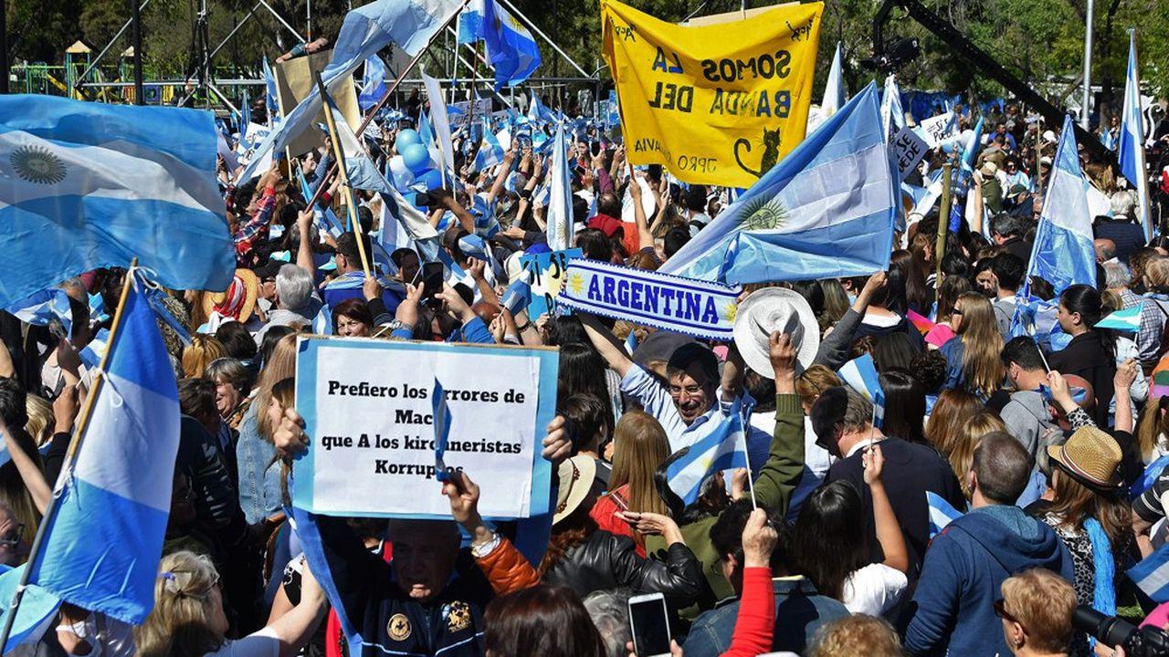 En Argentine, Alberto Fernandez, futur président potentiel, pourrait conduire le pays à entrer en collision avec le FMI.