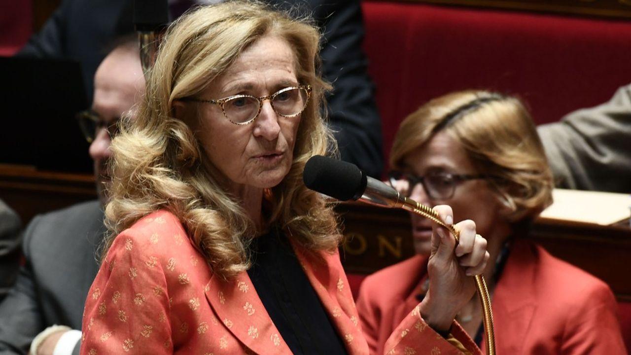 Nicole Belloubet, la ministre de la Justice, s'est engagée à «trouver des solutions pour simplifier le recours à l'adoption et pour améliorer les délais de traitement des procédures d'adoption».
