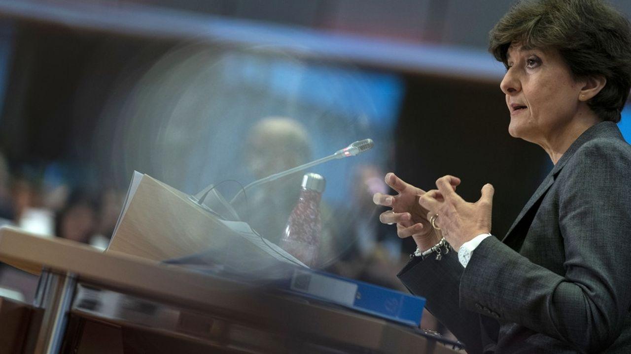 Au Parlement européen, tous les coordinateurs des groupes politiques, à l'exception de sa famille politique centriste (Renew), se sont prononcés, mercredi, contre la nomination de Sylvie Goulard comme commissaire européen.