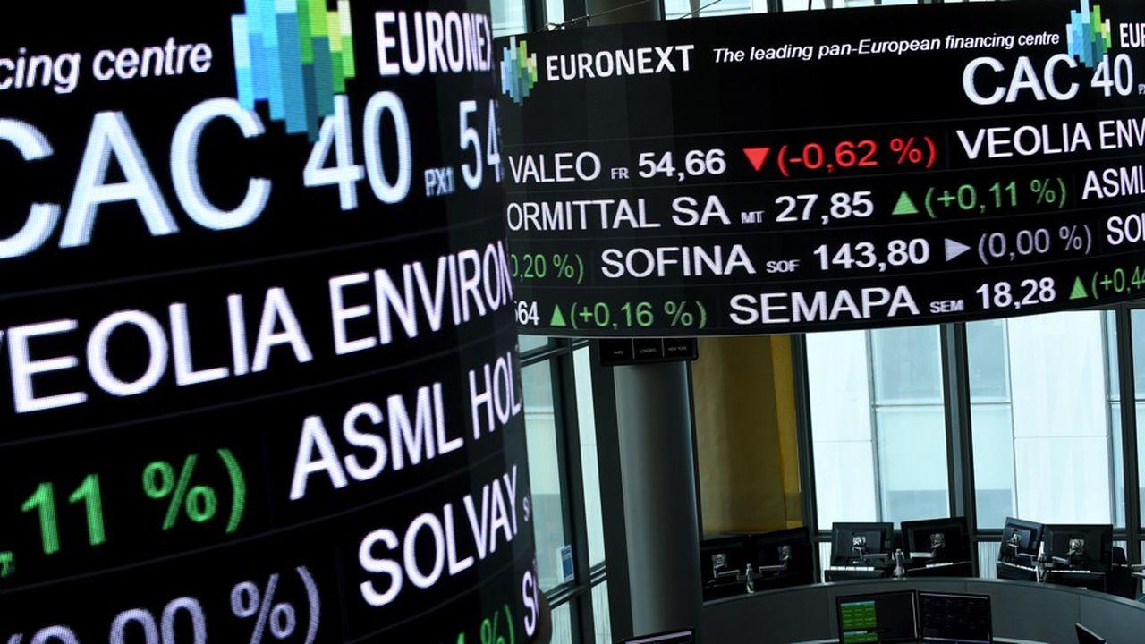 Euronext veut faire passer la marge d'Ebitda organique de 57 % en 2018 à plus de 60 % en 2022.