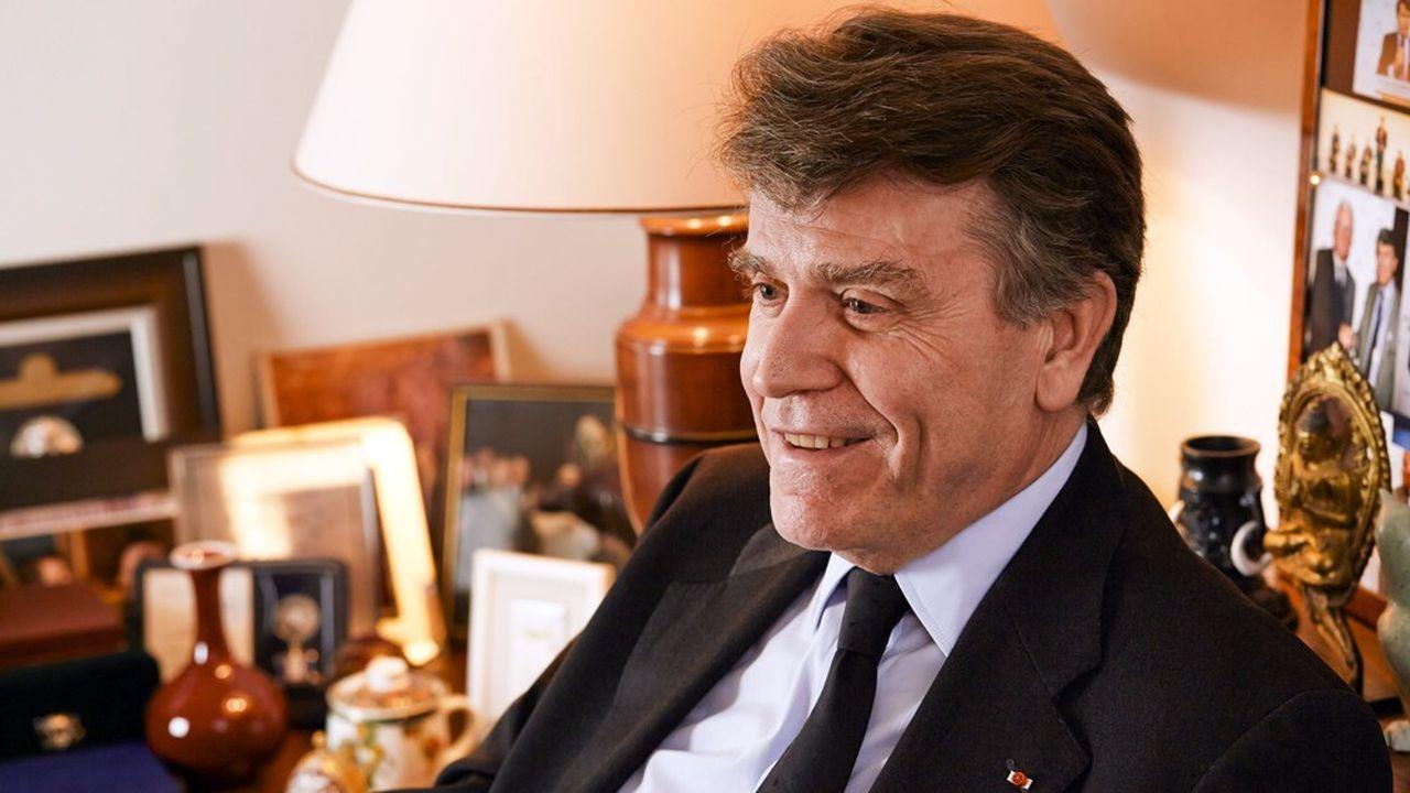 Thierry de Montbrial, fondateur et directeur général de l'IFRI, Institut Francais des Relations Internationales.