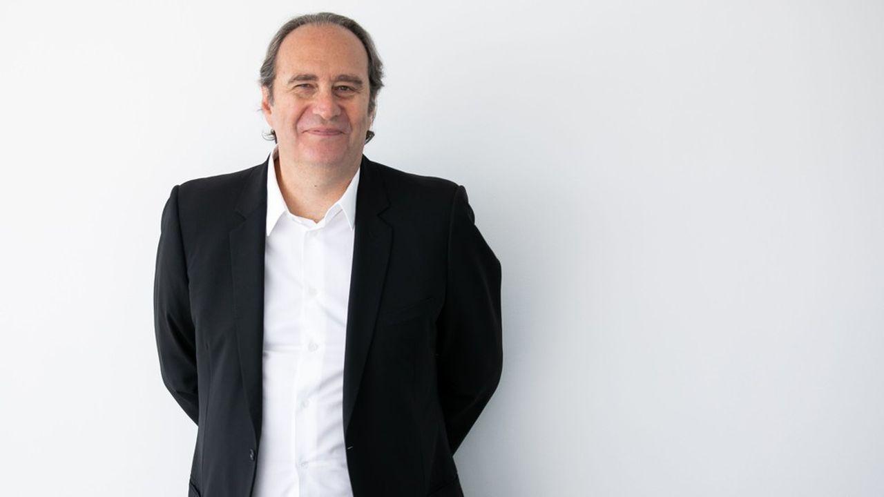 Xavier Niel, vice-président du conseil d'administration d'Iliad et directeur général délégué à la stratégie.