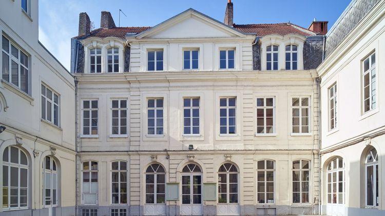 Le futur Institut pour la photographie (IPP) sera logé dans un bâtiment patrimonial en plein coeur de Lille.