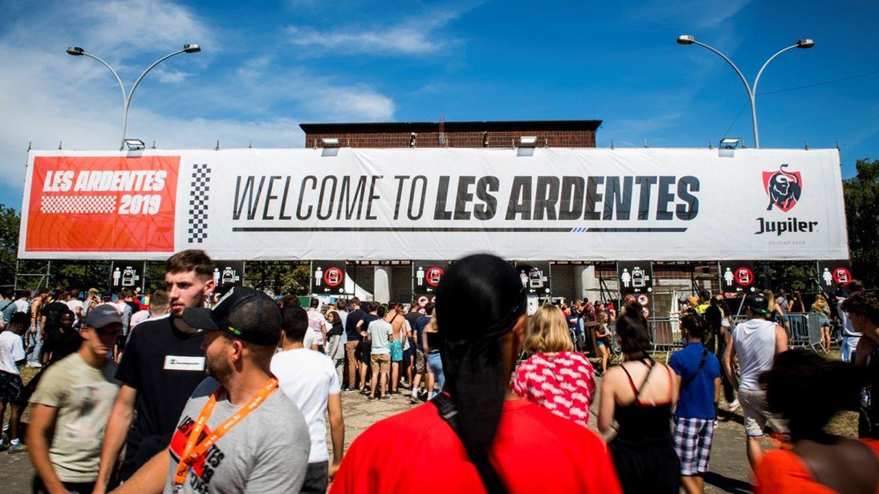 Le festival belge Les Ardentes qui a réuni quelque 100.000spectateurs en quatre jours pour son édition 2019, début juillet, va déménager dès l'an prochain sur un autre site à Liège pour accompagner son développement.