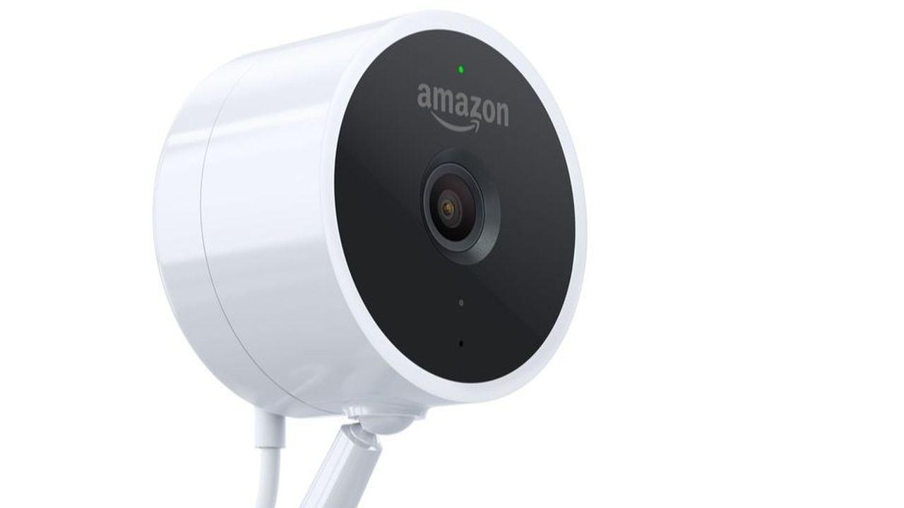 Les Cloud Cam d'Amazon sont commercialisés depuis 2017, pour un prix équivalent à 120dollars