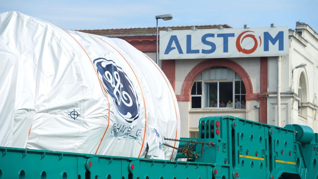 Le parquet national financier est saisi d'une enquête après le signalement pour «pactede corruption» du député Olivier Marleix dans l'affaire de la vente d'Alstom à GE en 2014.