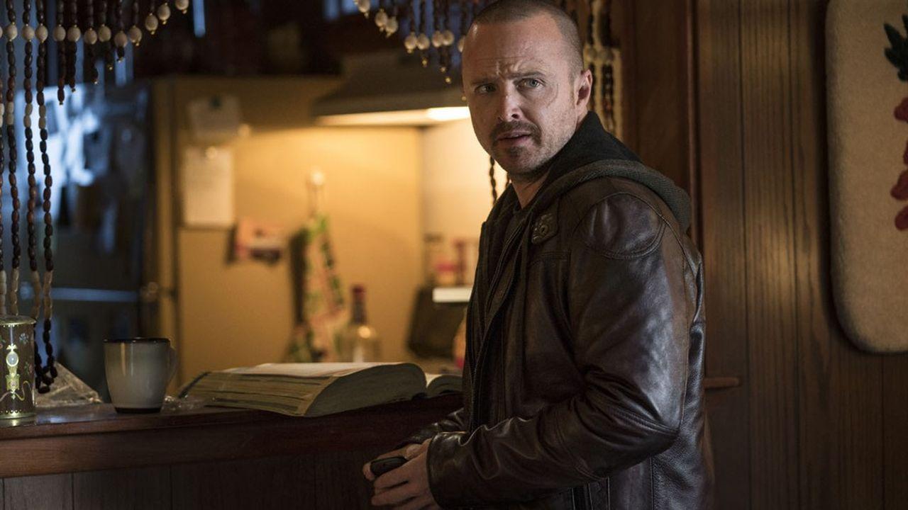 Le film «El Camino: Un film Breaking Bad» reprend l'histoire là où la série l'avait laissée avec une grande partie du casting, dont l'acteur Aaron Paul.