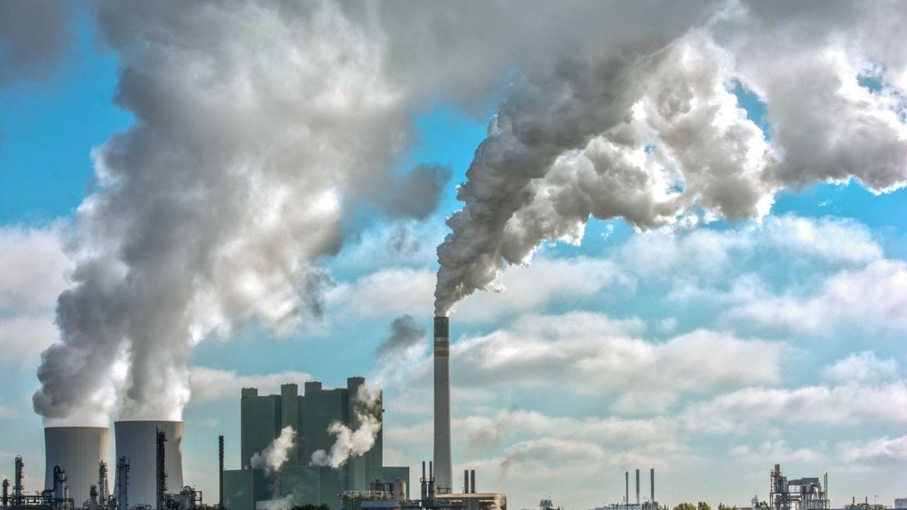 Le montant moyen actuel de la taxe carbone est estimé par le FMI à 2dollars.