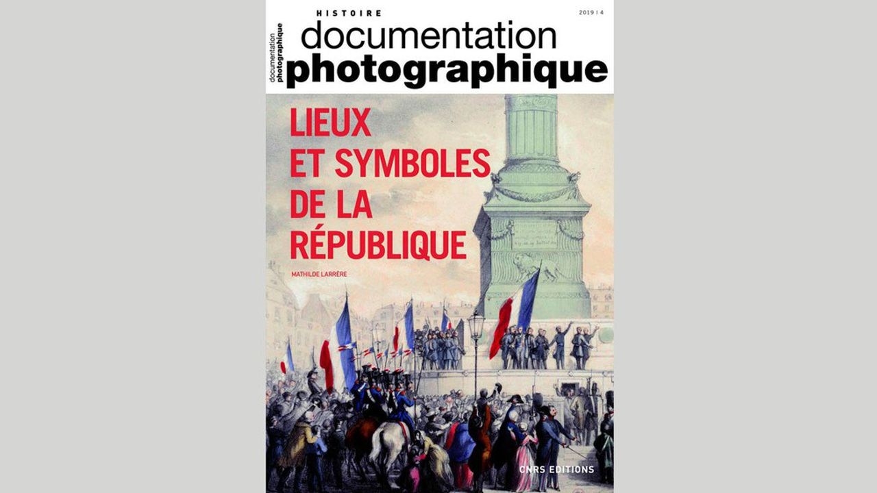 « Lieux et symboles de la République », Documentation géographique, n° 8130, 2019, 9,90 €.
