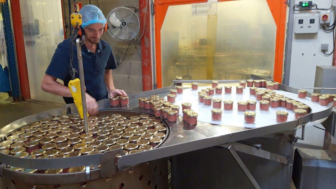 Le charcutier est obligé de développer des préparations sans viande pour se développer à l'international.