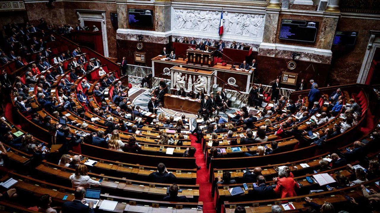 Les députés de la majorité Pierre Person et Sacha Houlié veulent revenir en partie sur la politique de baisse de charges patronales.