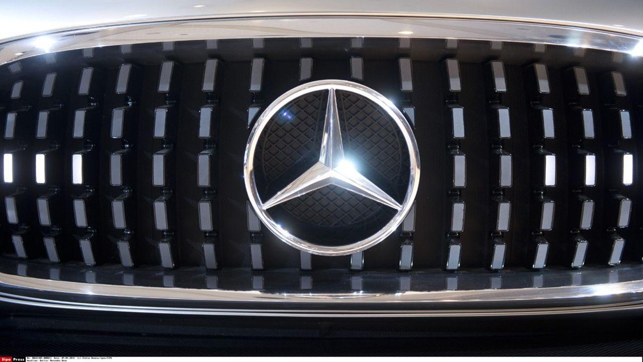 Daimler précise qu'il fera appel de la décision de la KBA tout en «coopérant avec les autorités».